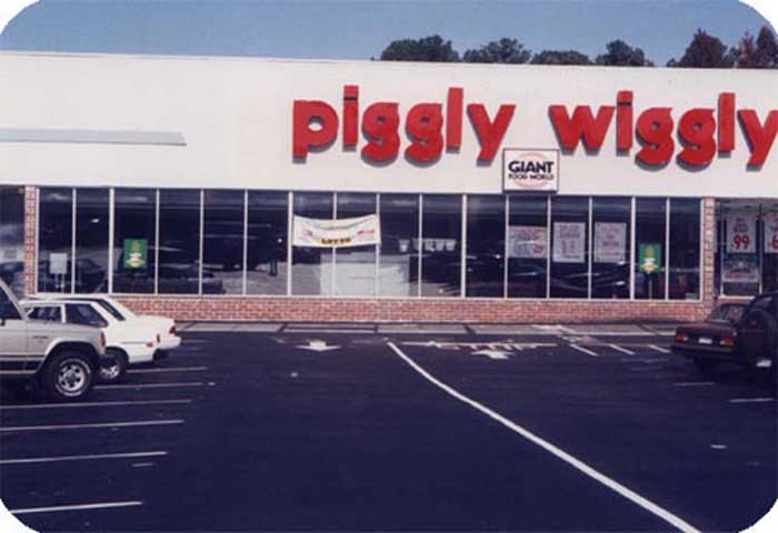 Piggly Wiggly window tint Columbia SC