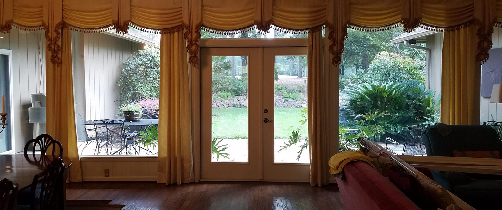 South carolina window tinting awnings and roller shades - Interior window tinting for privacy ...