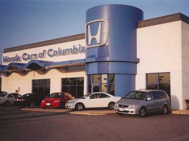 Honda dea;ership window tint Columbia SC