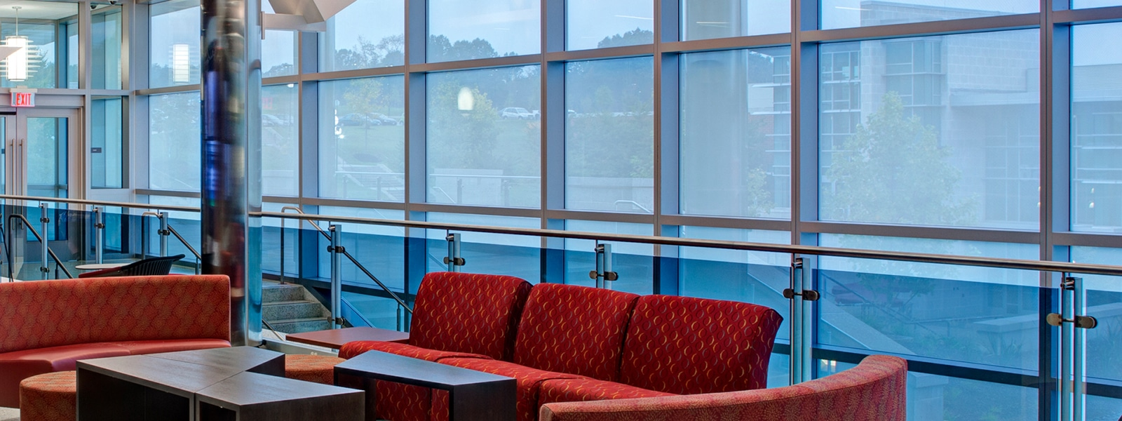 Commercial Window Film Office in South Carolina