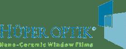 Transparent Huper Optik Logo