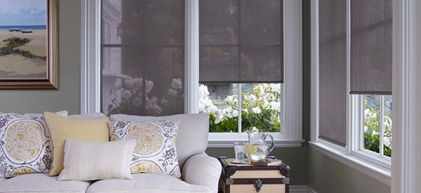 Residential Roller Shades Columbia