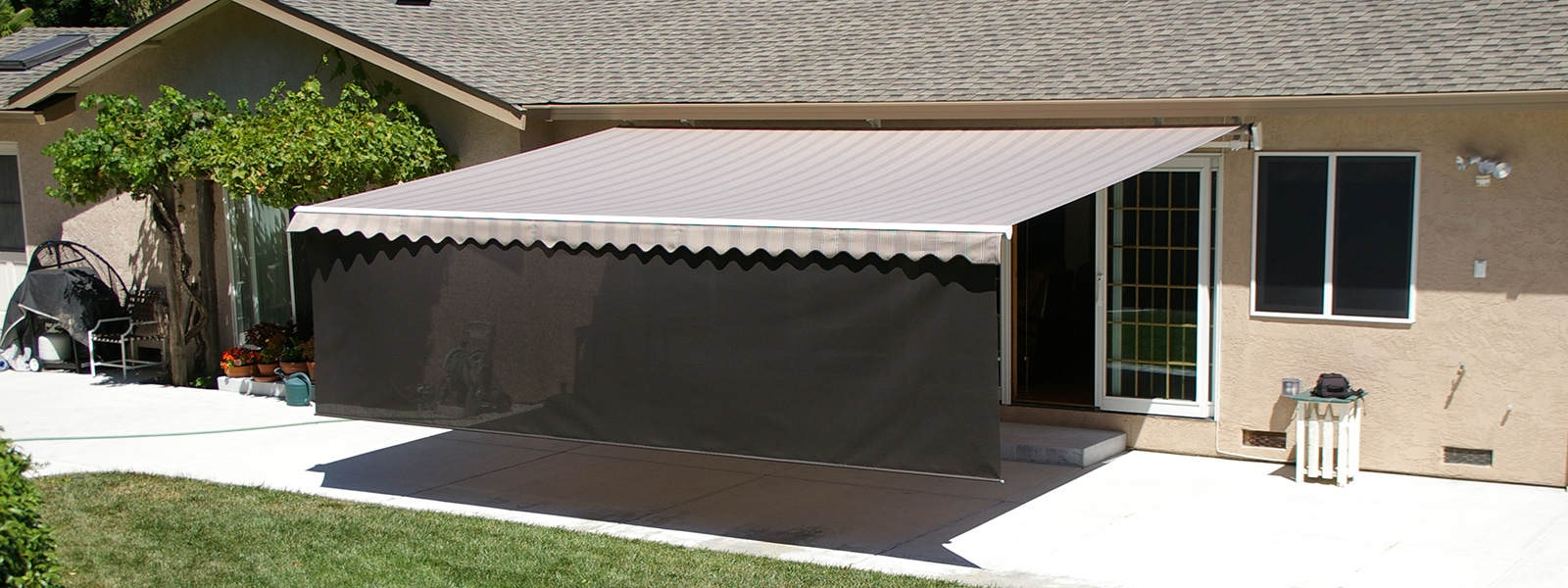 Retractable Awning Columbia