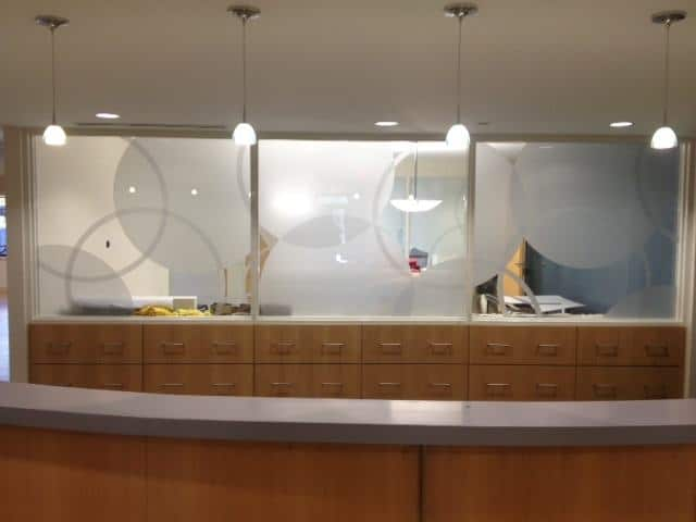 Decorative Window Film Aiken Tech 3