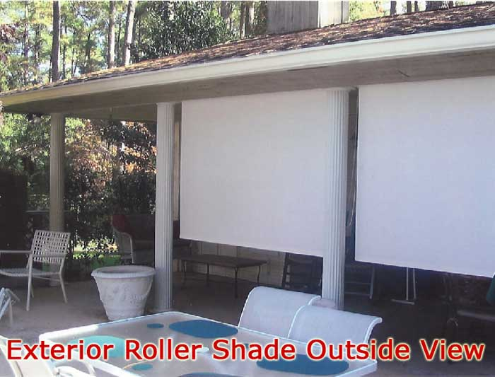 Manual Roller Shades 11