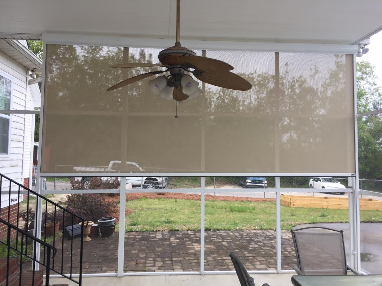 Exterior Solar Shades | South Carolina