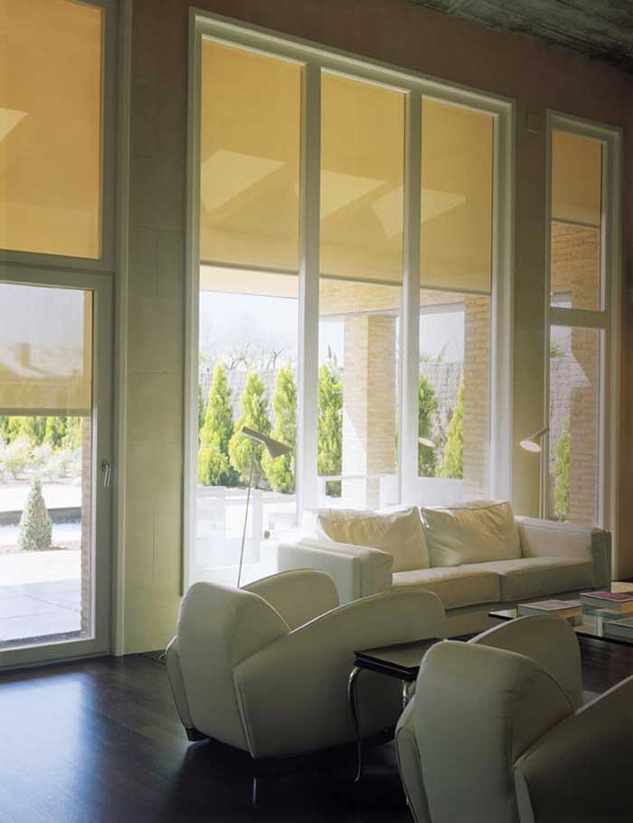 Electronic Roller Shades 5