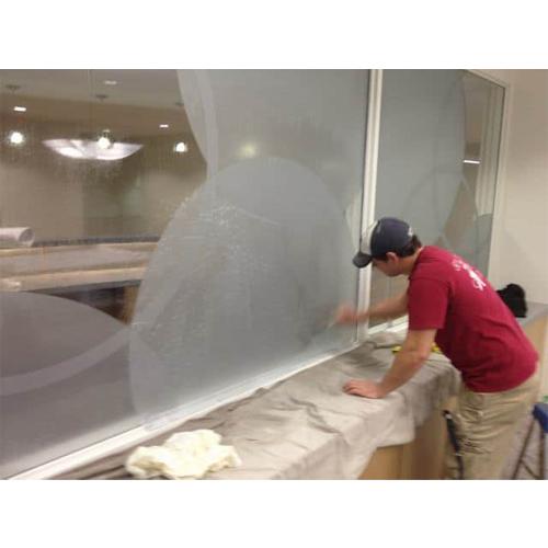 professional window film installation