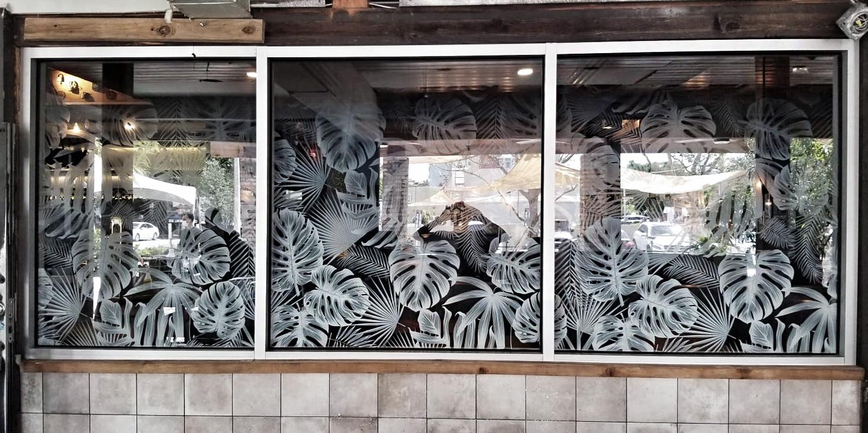 Decorative Window Film South Carolina