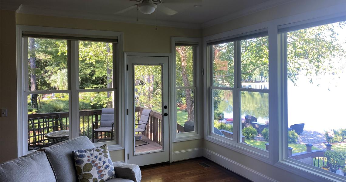 Veloce window film in Columbia